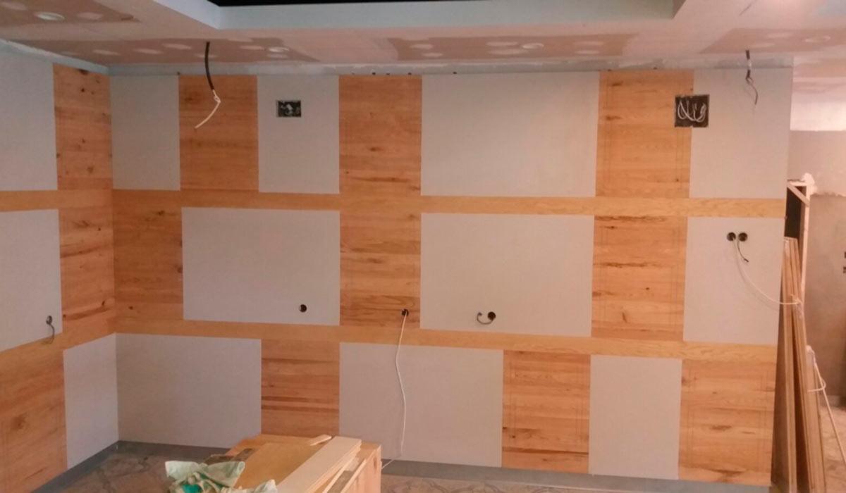 Foto de carpinteria instalación y diseño de trabajos en madera de Sala de Juegos en Mérida 05