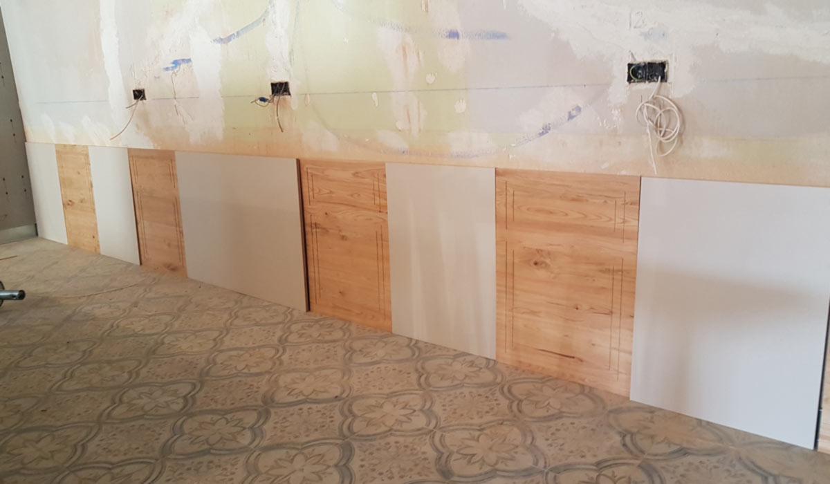 Foto de carpinteria instalación y diseño de trabajos en madera de Sala de Juegos en Mérida 08